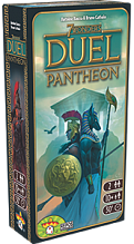 7 чудес: пантеон (7 Wonders Duel: Pantheon)